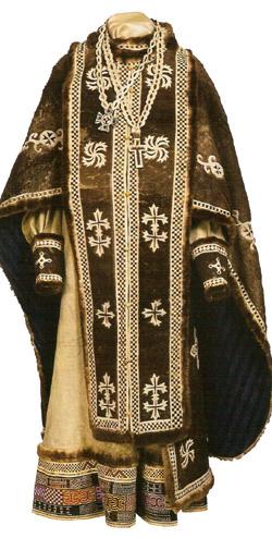 Зимние сарафаны для полных женщин, фото